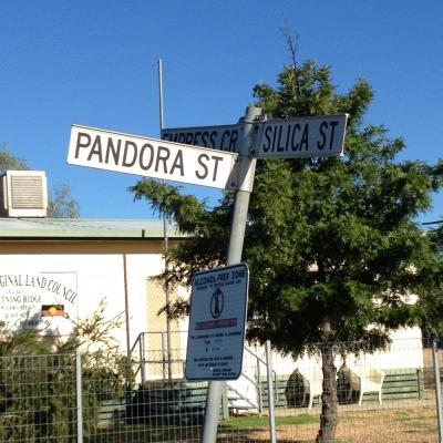 street_pandora