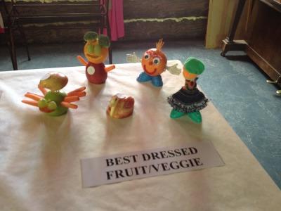 best dressed veggies